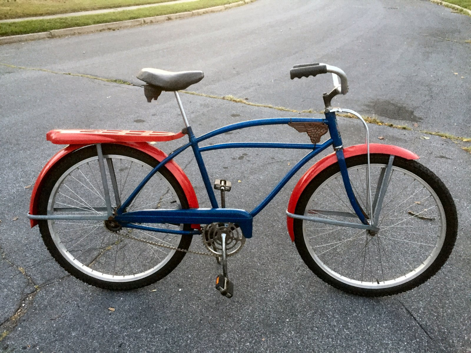 40 Red, Rust and Blue, my late 50's JC Higgins by Bigcam59.jpg