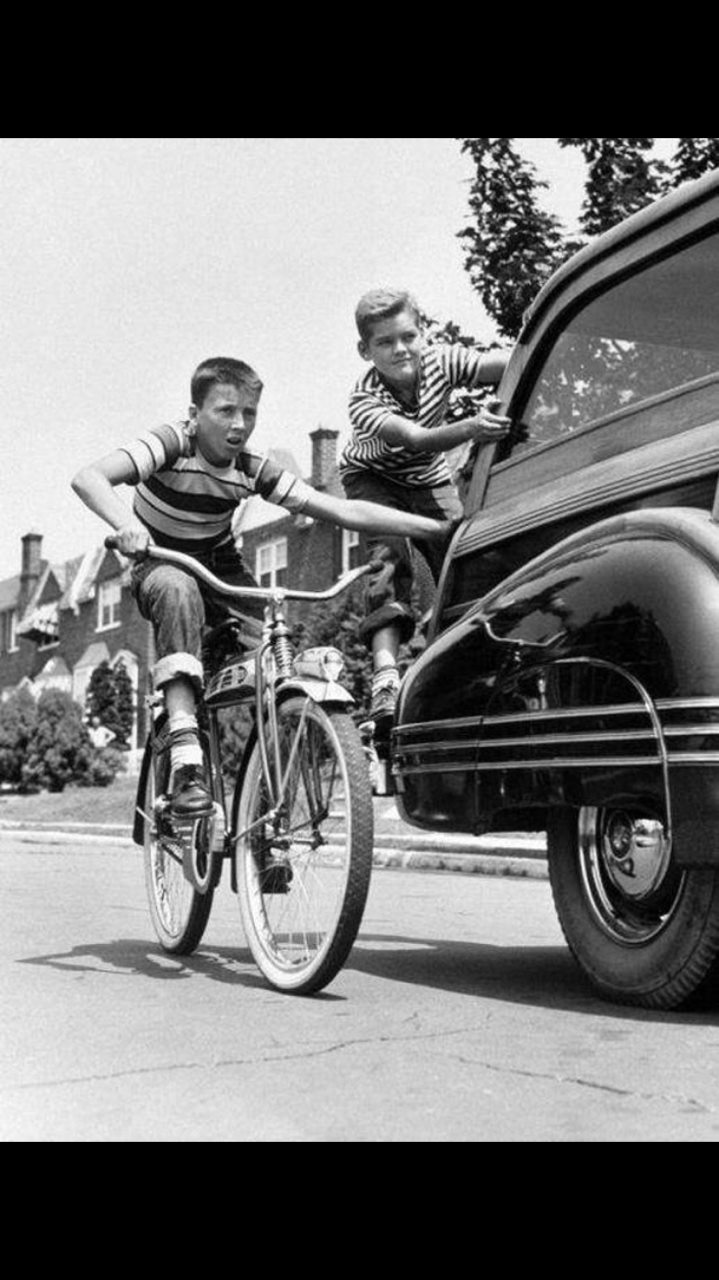 bicycle kids with car.jpg