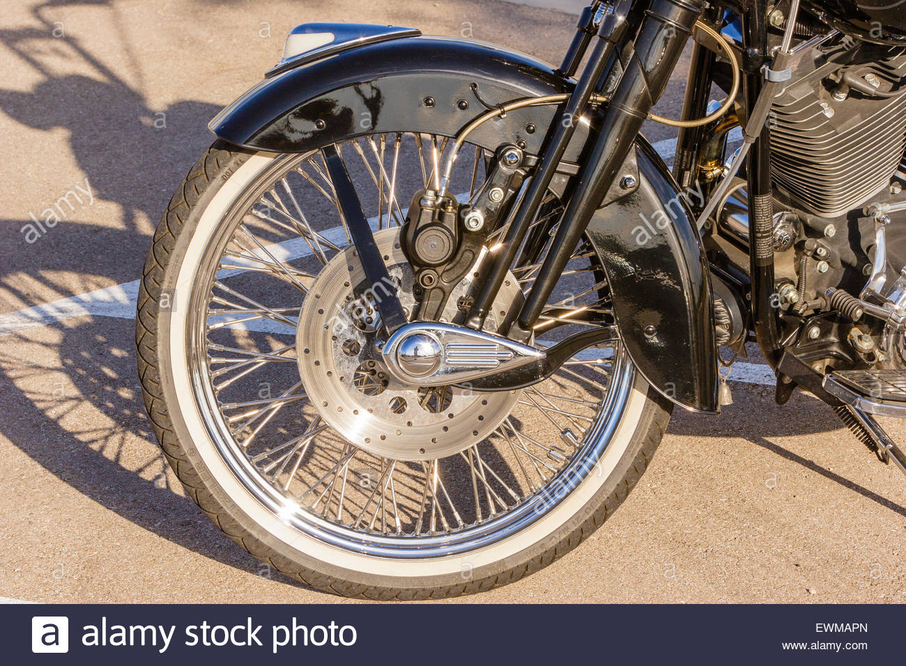harley-davidson-motorcycle-springer-front-fork-with-spoked-wire-wheel-EWMAPN.jpg