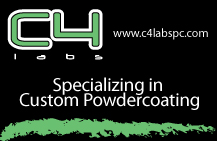 C4 Powder Coating